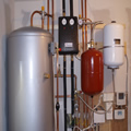 central heating installation in ayr