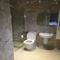 designer bathroom installation in paisley