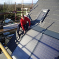 solar panel installation in glasgow scotland